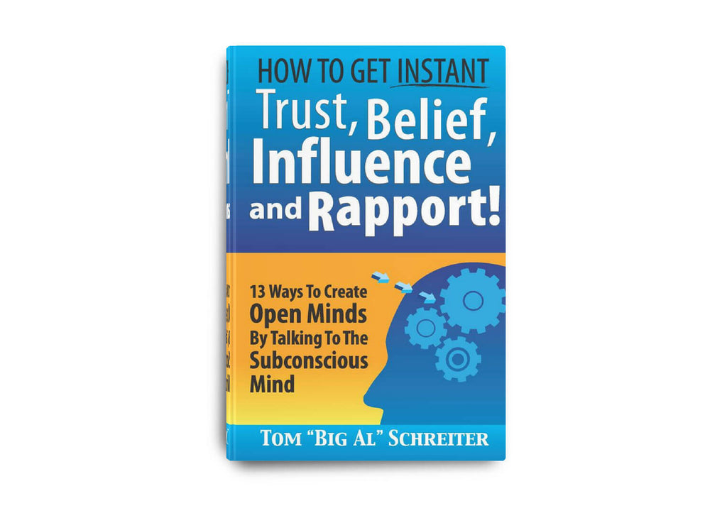 How to Get Instant Trust, Belief, Influence and Rapport!