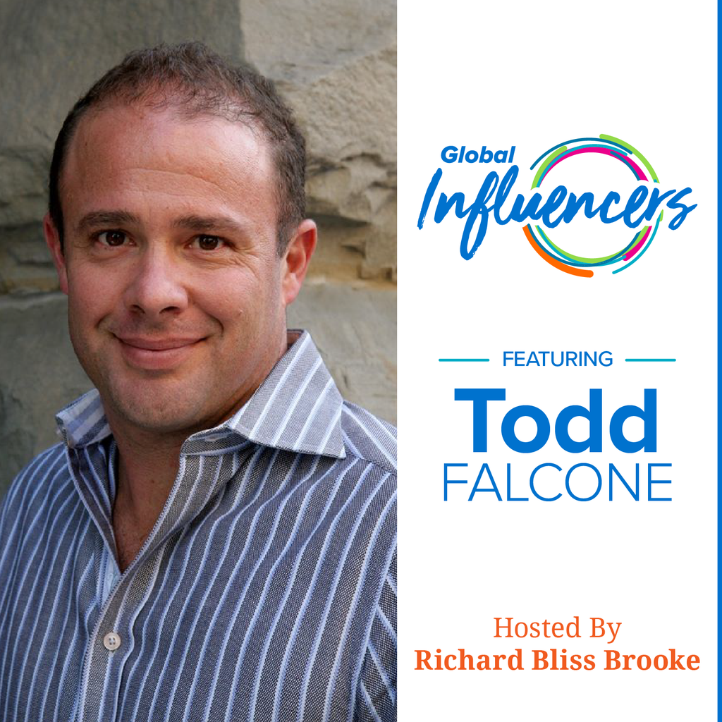 Todd Falcone - The Fearless Networker