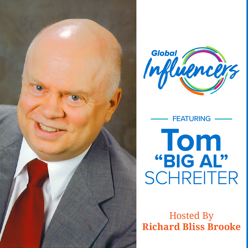 "Tom ""Big Al"" Schreiter - Author of 15 Network Marketing Books"