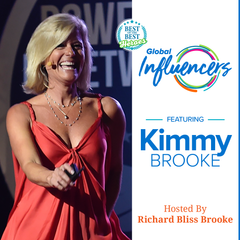 Kimmy Brooke - Author, Speaker & MLM Coach