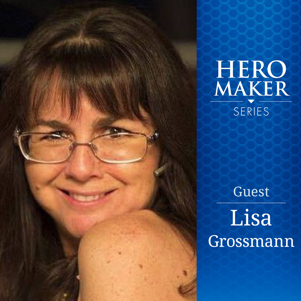 Lisa Grossmann - Multi-Million Dollar Earner, Consultant, Trainer, & Speaker