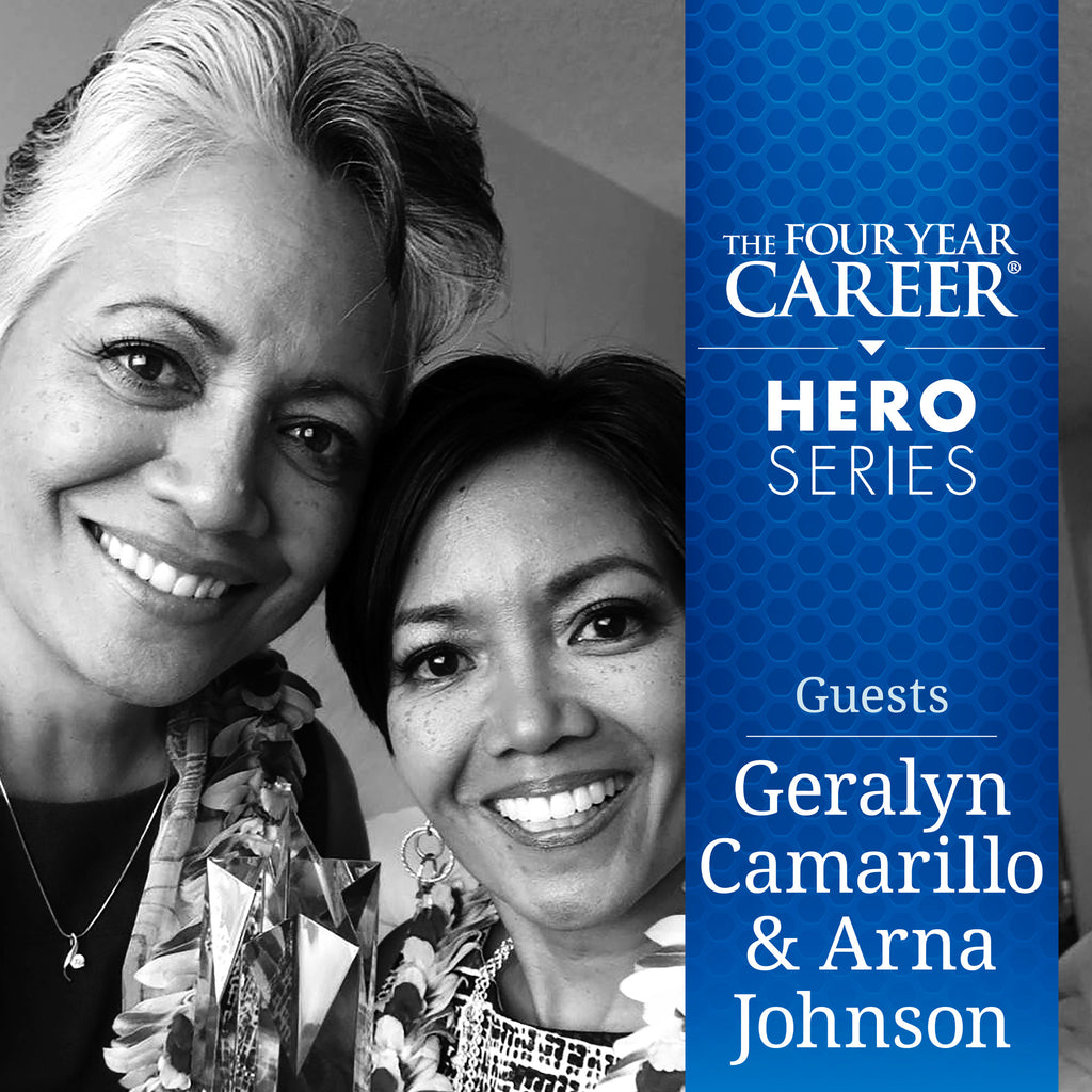 Geralyn Camarillo & Arna Johnson - Purium