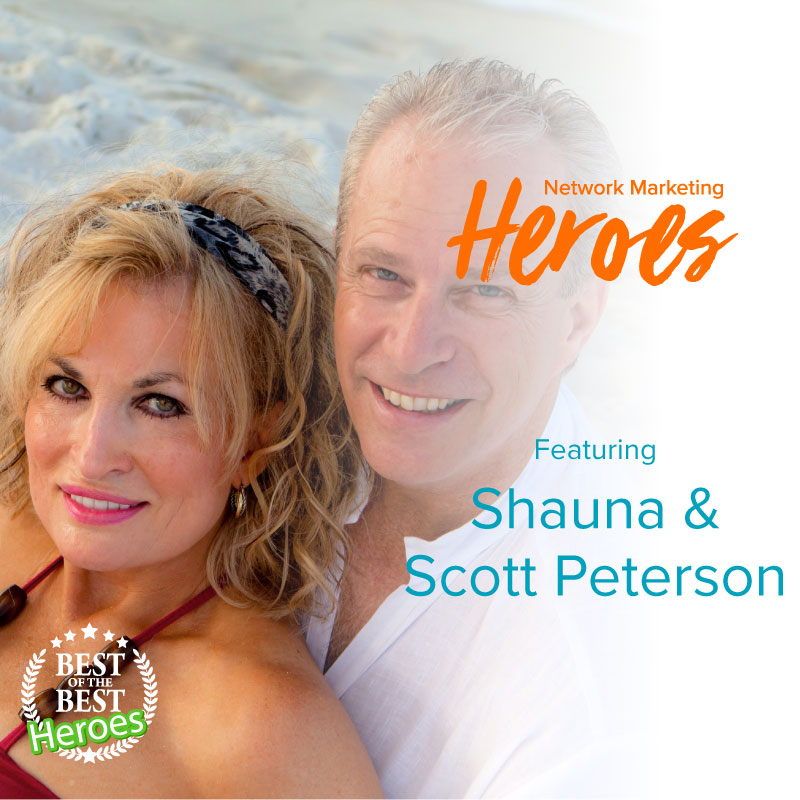 Shauna & Scott Peterson - Isagenix