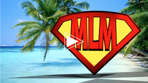Super MLM Man in Waikiki, Hawaii