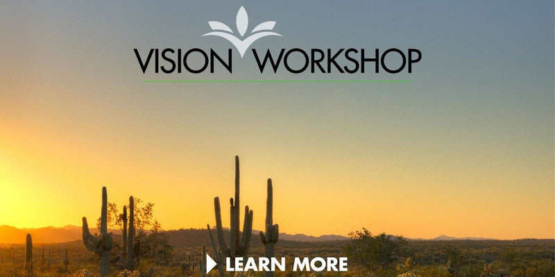 Vision Workshop Live in Phoenix, Arizona