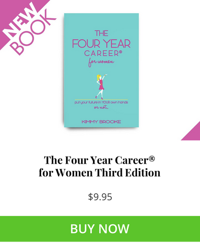 The Four Year Career for Women Network Marketing Sales Book