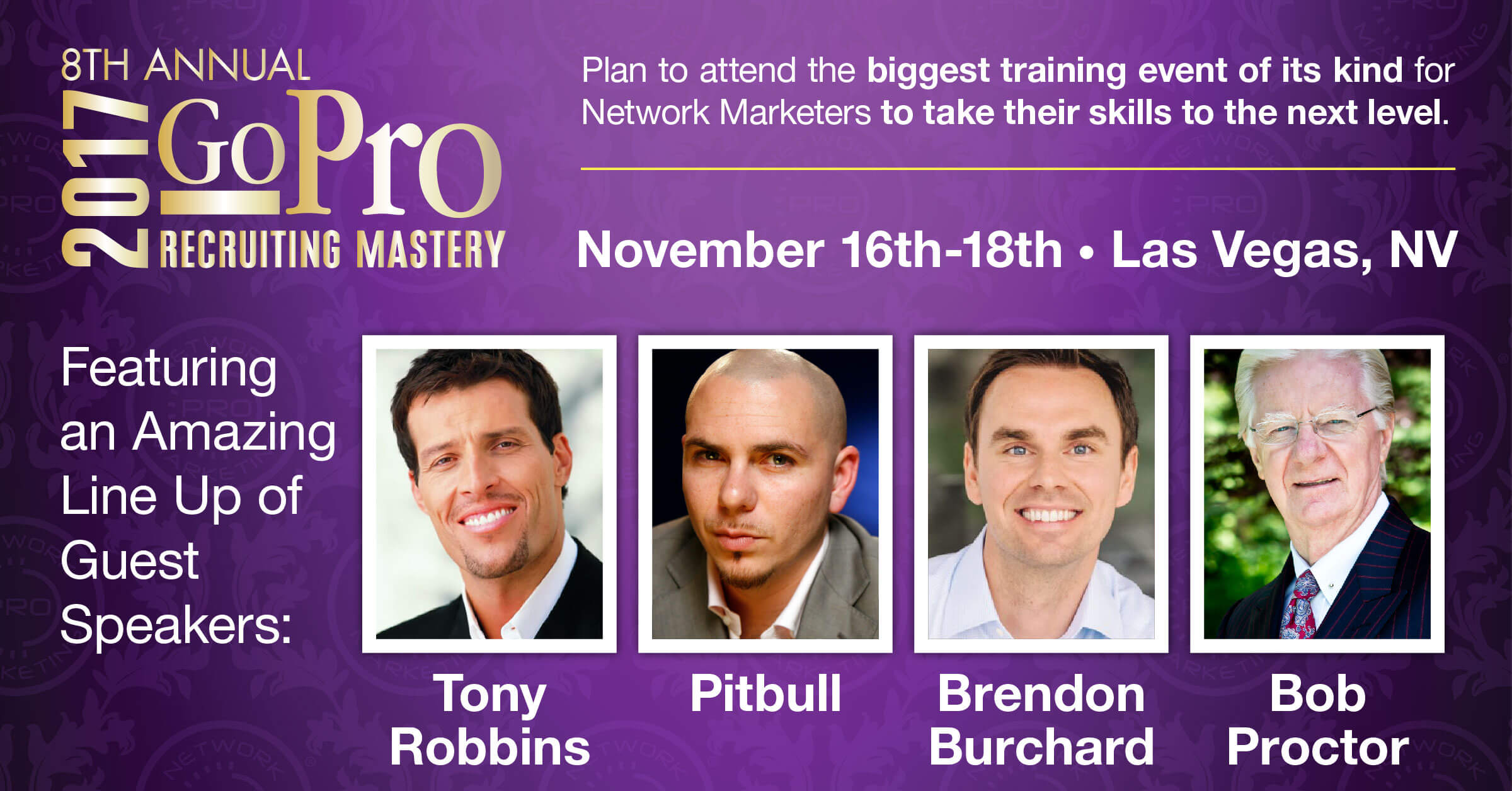 Network Marketing Go Pro Recruiting Mastery 2017