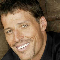 Tony Robbins is an entrepreneur, best-selling author, philanthropist and the nation's #1 Life and Business Strategist.