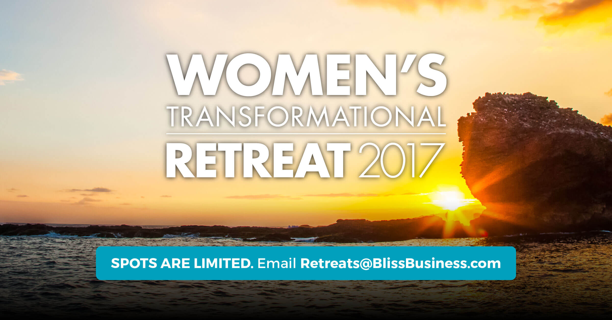WOMEN'S TRANSFORMATIONAL RETREAT