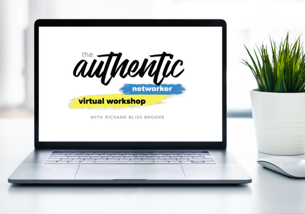 Authentic Networker Virtual Workshop