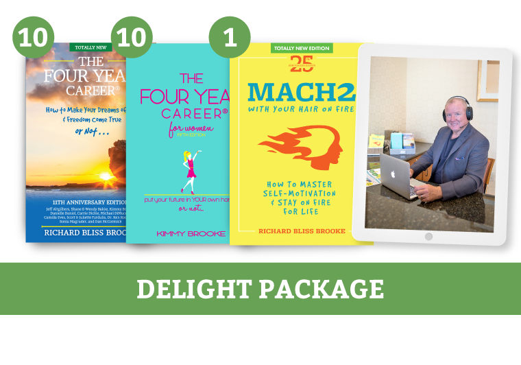 Live Your Bliss Delight Package