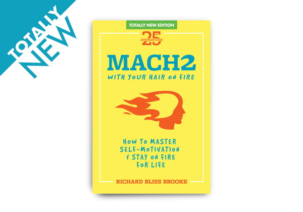 NEW Mach2 with Your Hair On Fire