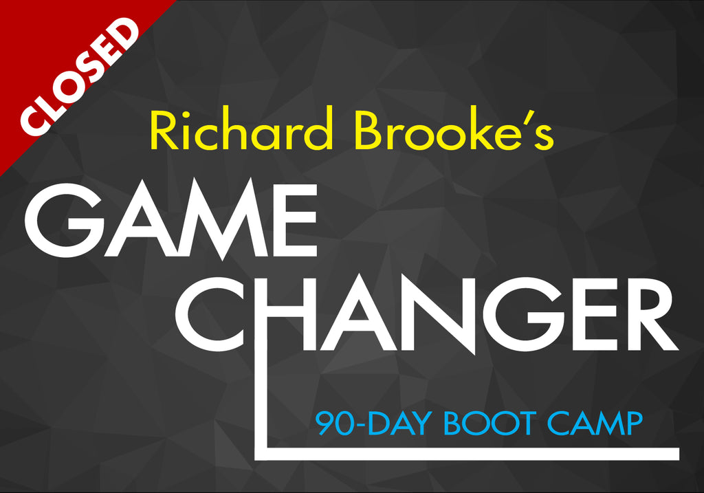 Game Changer 90 Day Boot Camp