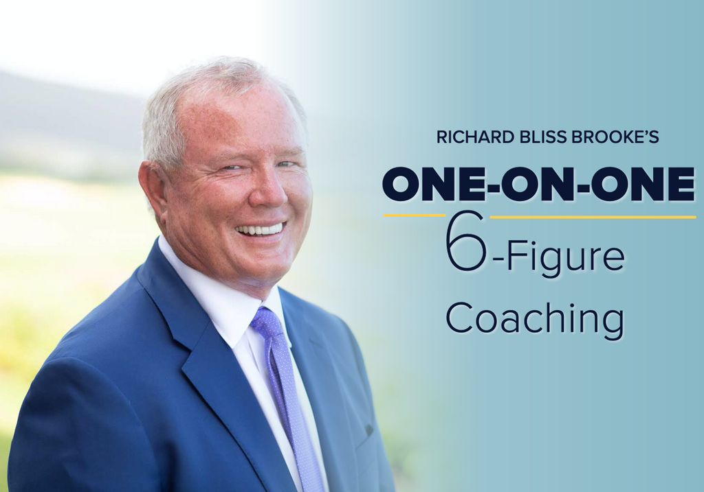 One on One 6 Figure Coaching