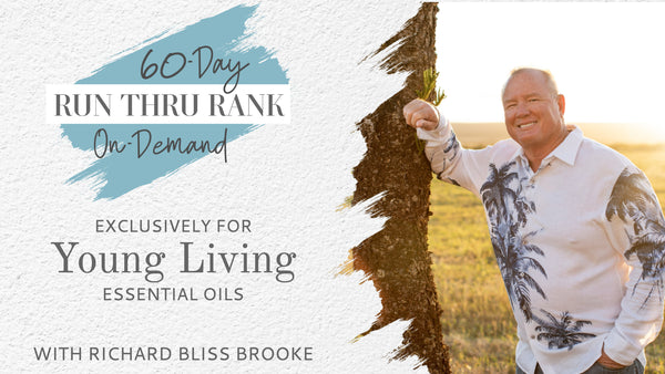 Young Living On Demand Run Thru Rank