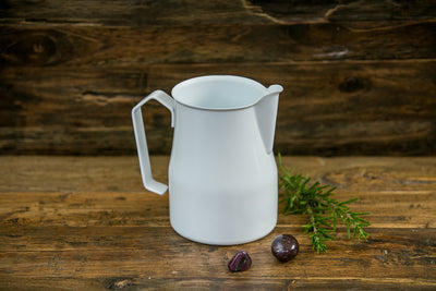 750ml Coated Frothing Pitcher | Best Stainless Steel Milk Pitchers