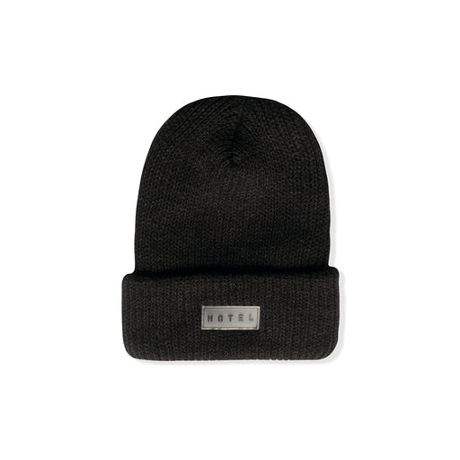 HOTEL 1171 Watch Cap Beanie - BLACK