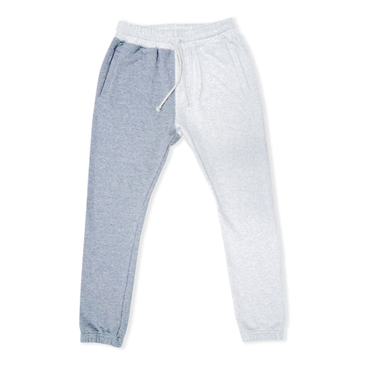 Coastal French Terry Sweat Pant - Heather/Natural