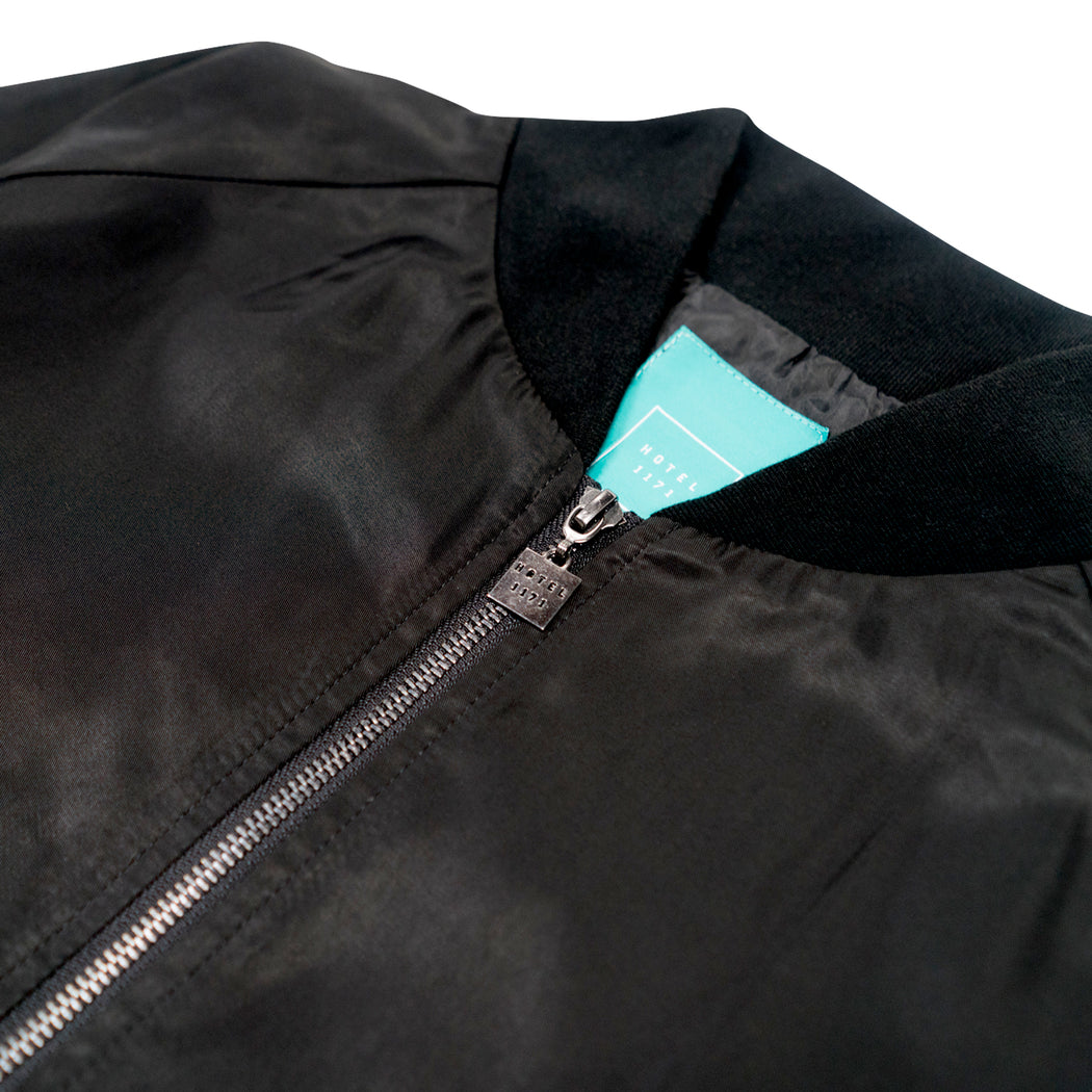 HOTEL EVERYDAY JACKET - BLACK
