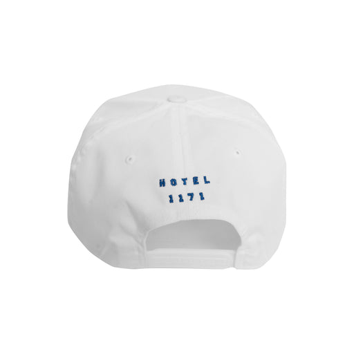 HOTEL HOME TEAM SNAPBACK - WHITE/ROYAL/GREY
