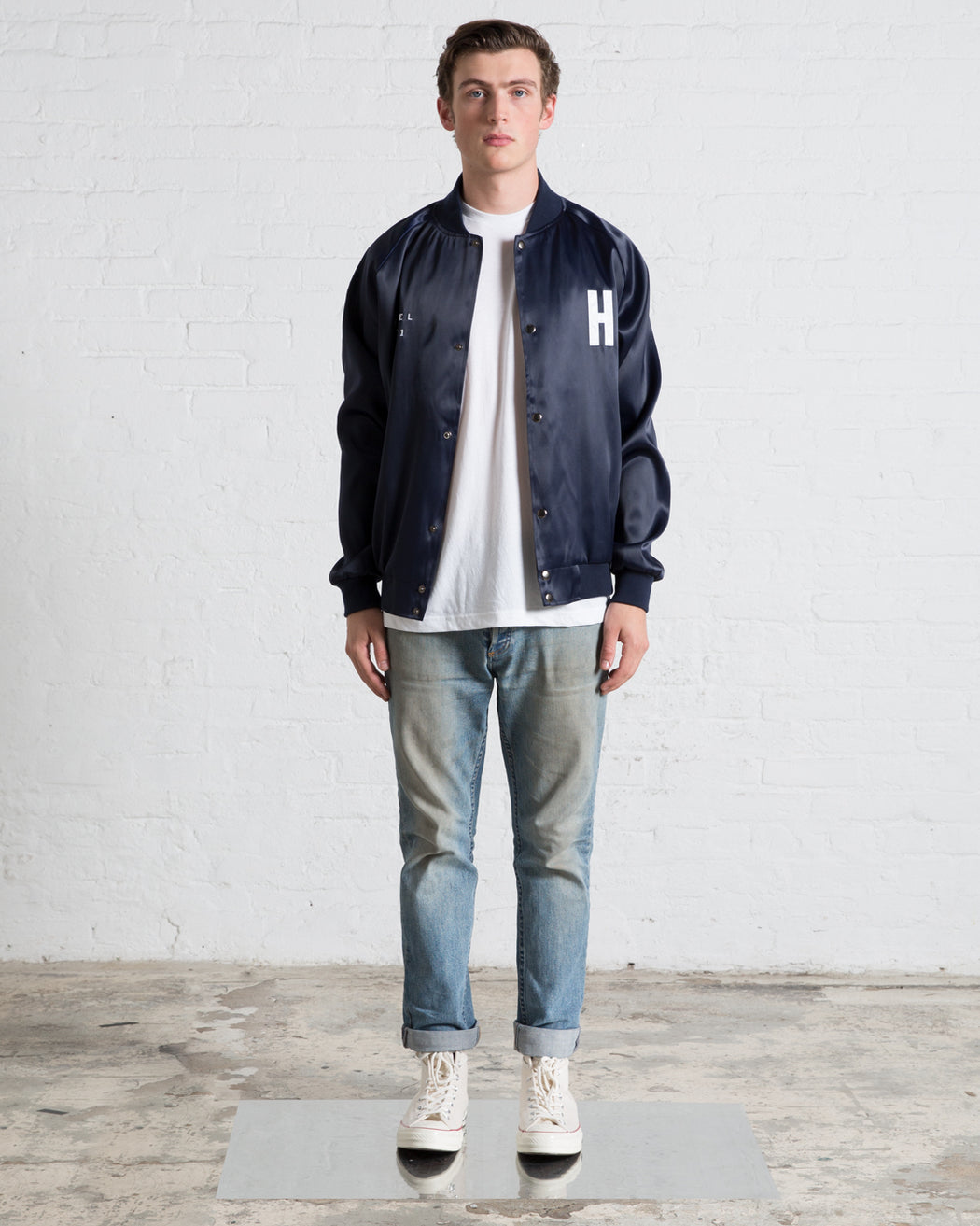 HOTEL California Classic Jacket - Navy