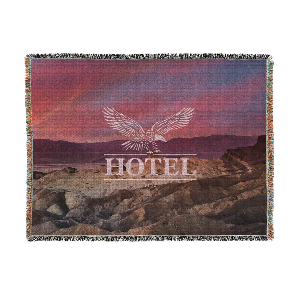HOTEL VALLEY WOVEN BLANKET