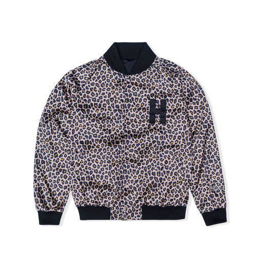 HOTEL CA V2 JACKET - CHEETAH & BLACK REVERSIBLE