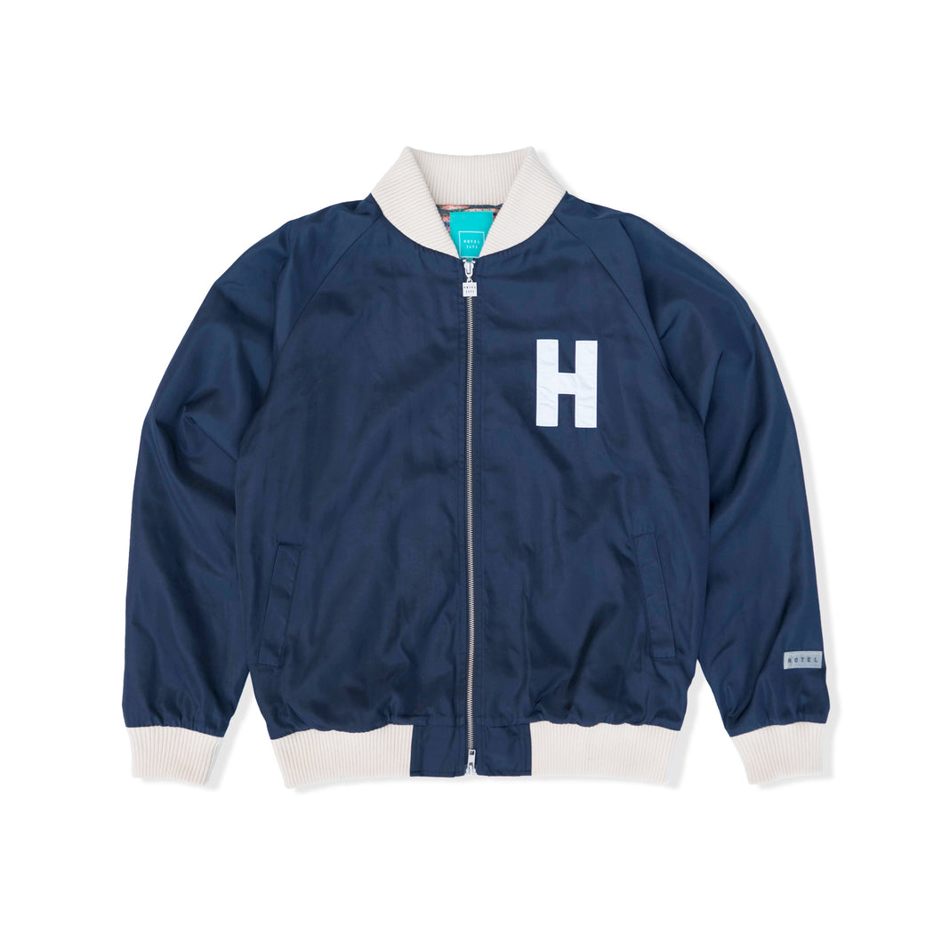 HOTEL CA V2 JACKET - NAVY