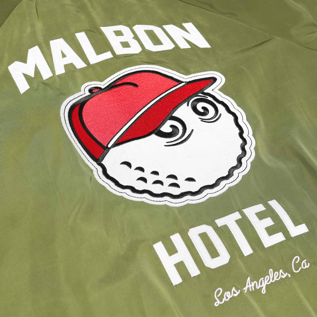 Hotel 1171 x Malbon Golf - Signature Jacket