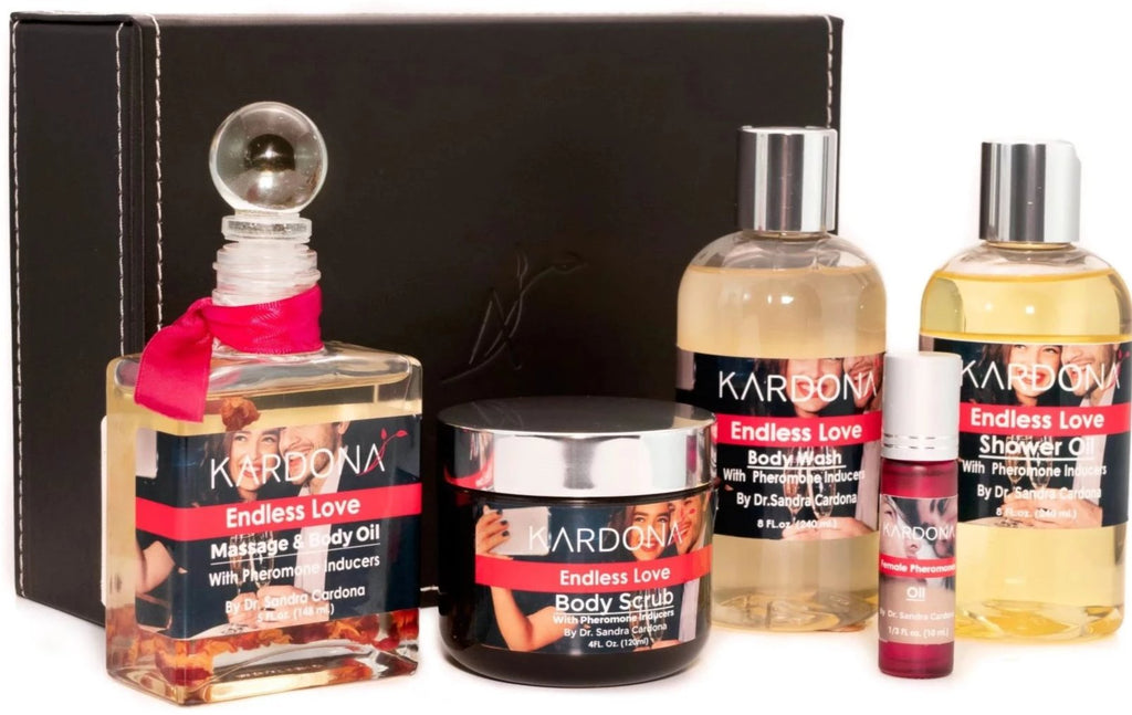 Endless Love Deluxe Kit with pheromones | Endless Love Kit de lujo - Key of Allure