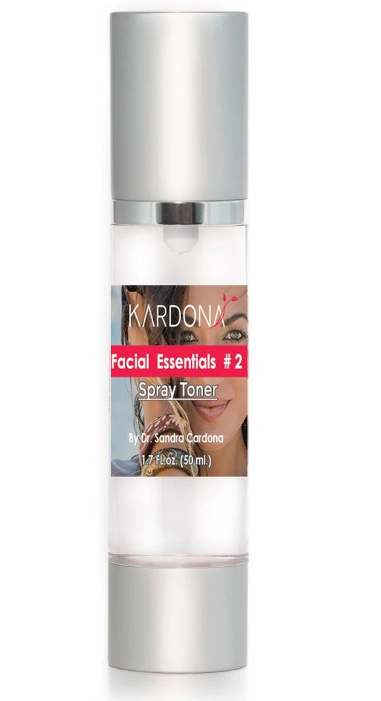 Facial Essentials- Step 2 Tonner | Facial Essentials- Paso 2 Tónico - Key of Allure