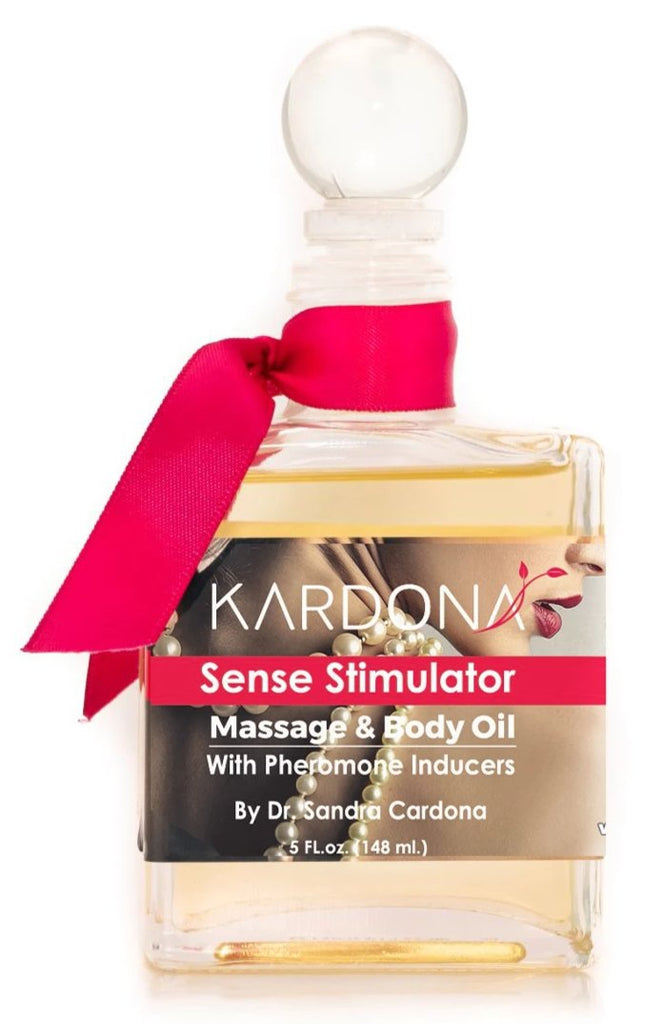Sense Stimulator Deluxe Kit with Pheromones | Sense Stimulator Kit de Lujo - Key of Allure