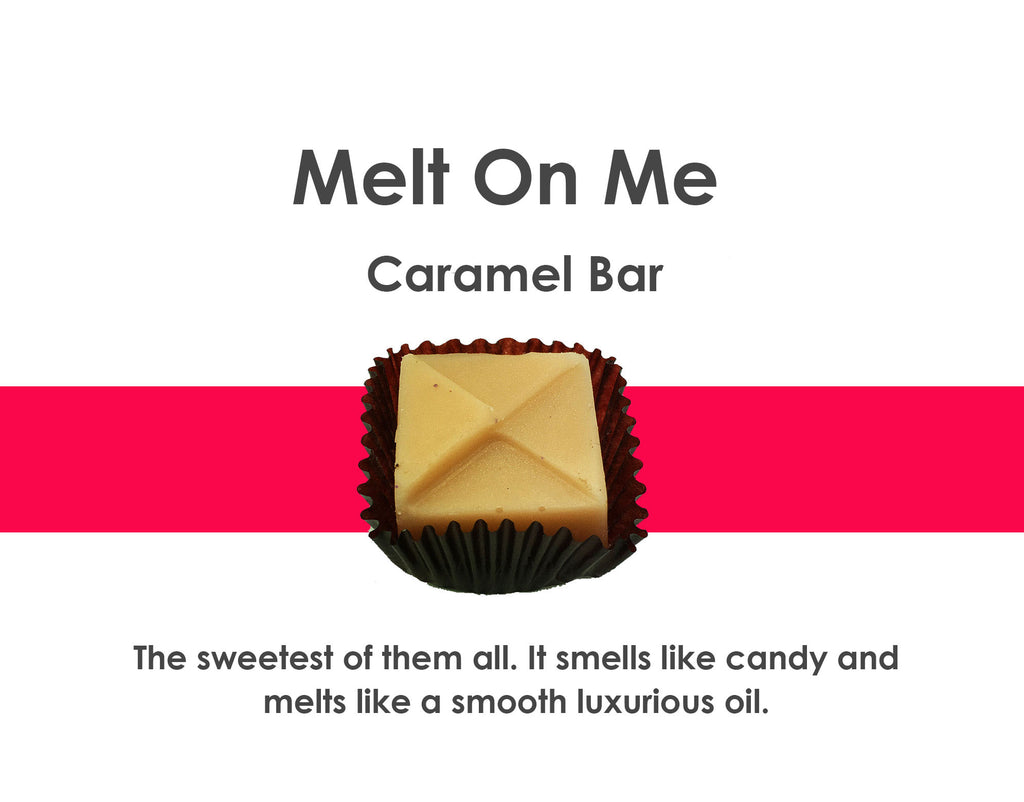 Melt on Me - Massage Bars | Melt on Me - Barras de aceite para masajes - Key of Allure