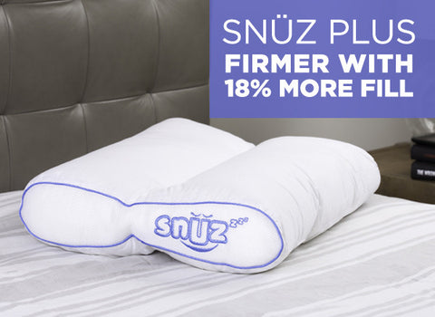 SNÜZ PLUS Pillow <br> FREE Shipping!