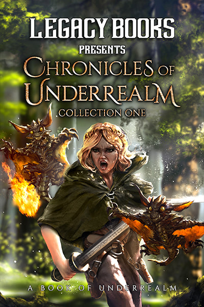 CoU1-11 Chronicles of Underrealm Collection One