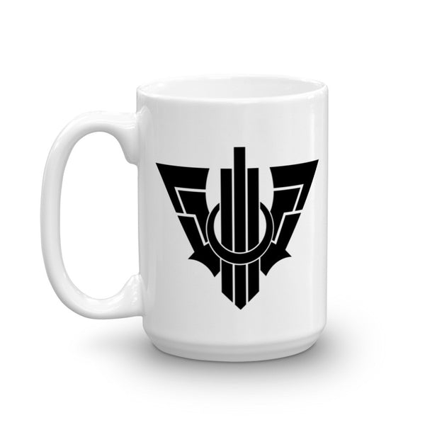 Mystic Symbol Mug (Right-Handed)