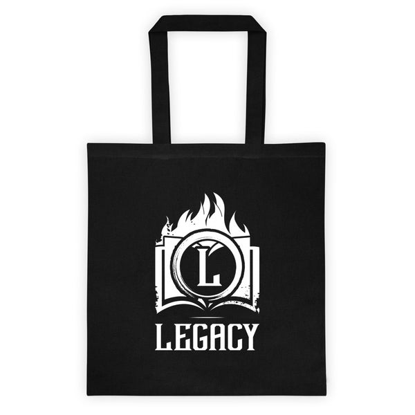 Legacy Books Tote bag