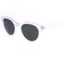 crystal matte sunglasses by Flare Eyewear