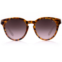light weight sunglasses with leopard print handcrafted in Italy