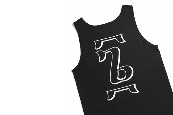 "LIMITED EDITION ""BLACK LIGHTNING"" Tank Top"