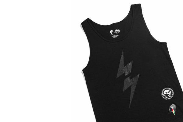 "LIMITED EDITION ""Black Lightning"" Tank"