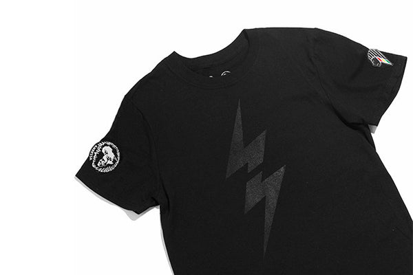 "LIMITED EDITION ""Black Lightning"" T-Shirt"