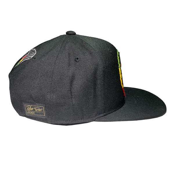 """LIGHT"" EQUAL RIGHTS AND JUSTICE - Roots Snapback Cap"