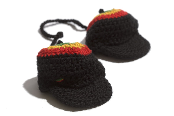 Mini Hat Car Ornaments