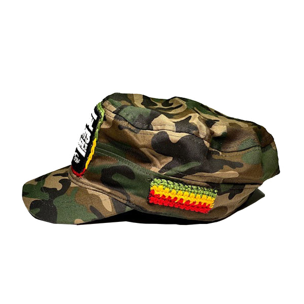 """LEADERSHIP"" EQUAL RIGHTS AND JUSTICE - Roots Army Cap"
