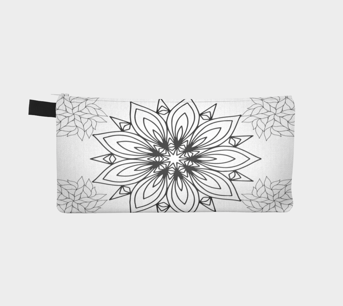 Doodle Mandala Art Case - Artified Apparel