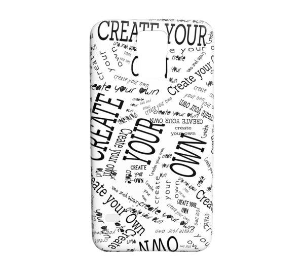 Create Your Own Galaxy S5 - Artified Apparel