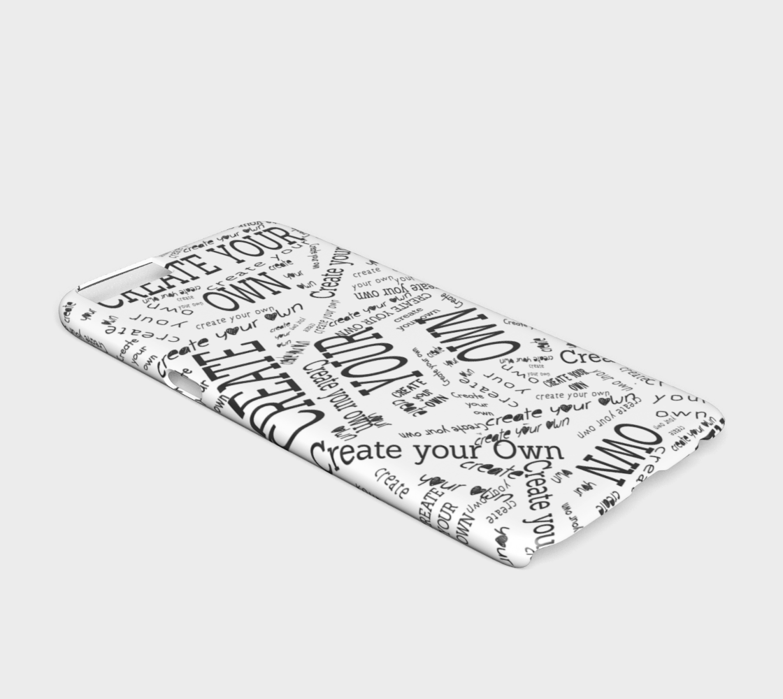 Create Your Own iPhone 6/6S - Artified Apparel