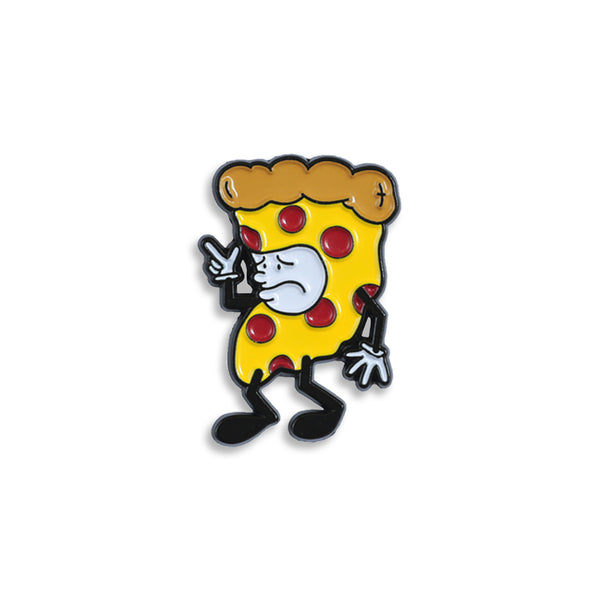 Pizza Man Pin