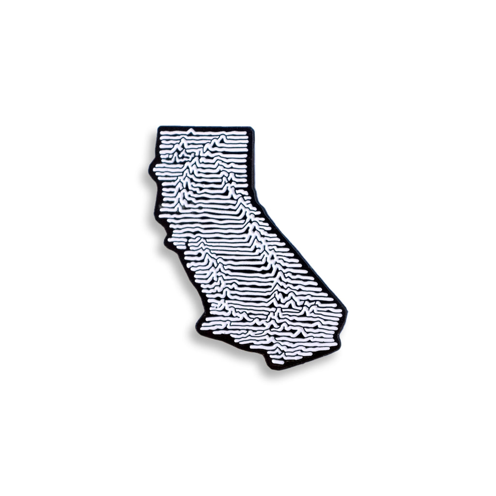 California State Pin